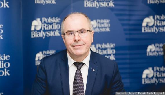 Mirosław Wnorowski, fot. Joanna Szubzda