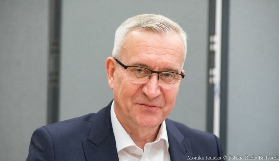 Robert Tyszkiewicz, fot. Monika Kalicka