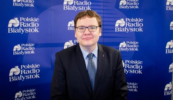 dr Karol Łapiński, fot. Barbara Sokolińska