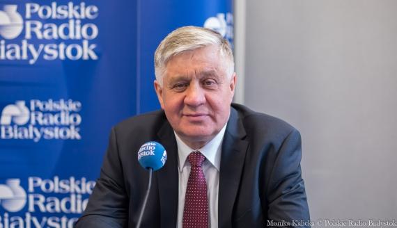 Krzysztof Jurgiel, fot. Monika Kalicka