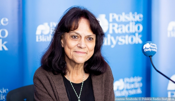 Elżbieta Kozłowska-Świątkowska, fot. Joanna Szubzda