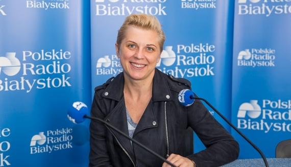 Agnieszka Otapowicz, fot. Joanna Szubzda (archiwum)