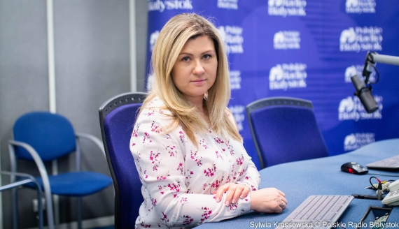 Marta Młyńczyk, fot. Sylwia Krassowska