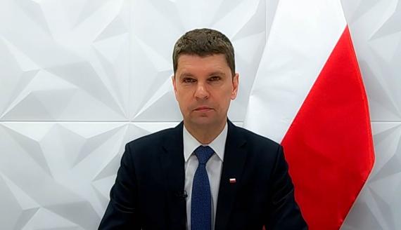Dariusz Piontkowski, screen z wideorozmowy