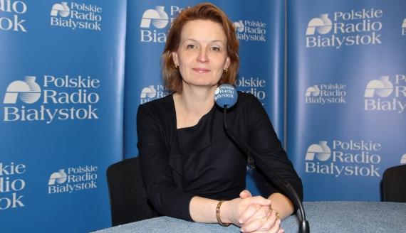 Barbara Socha, fot. Marcin Gliński
