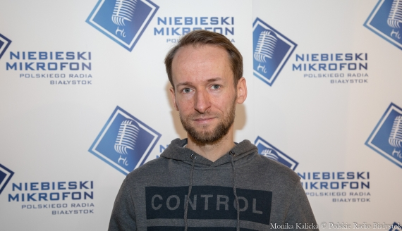 Piotr Trypus, fot. Monika Kalicka