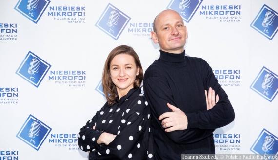Ewa Wyszyńska i Piotr Grudziński, fot. Joanna Szubzda