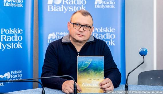 Robert Pawłowski, fot. Joanna Szubzda