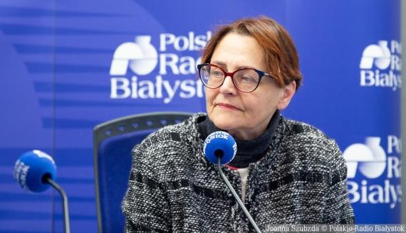 Barbara Świętońska, fot. Joanna Szubzda