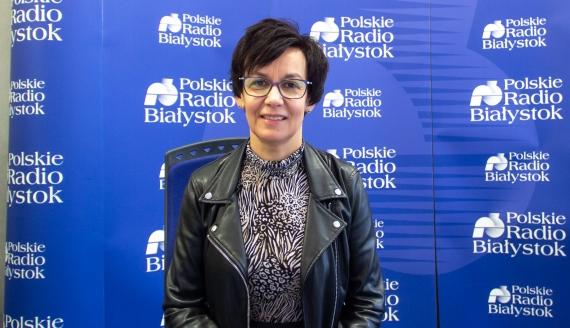 Agnieszka Maliszewska, fot. Wojciech Szubzda