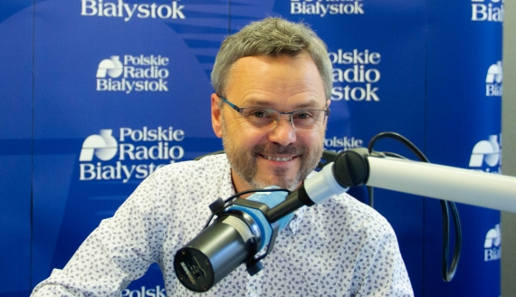 Dariusz Kuć, fot. Marcin Mazewski