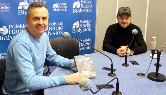 Piotr Wołosik i Tomasz Frankowski, fot. Marcin Mazewski