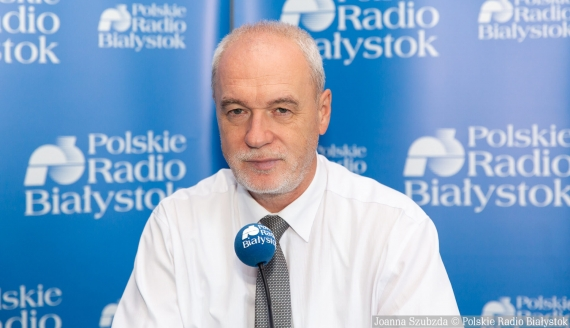 Marek Komorowski, fot. Joanna Szubzda