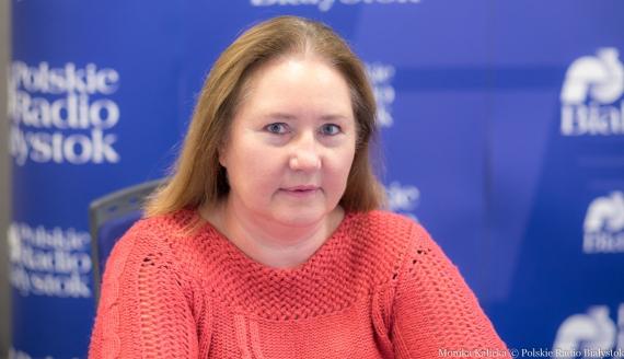 Joanna Zabielska-Cieciuch, fot. Monika Kalicka