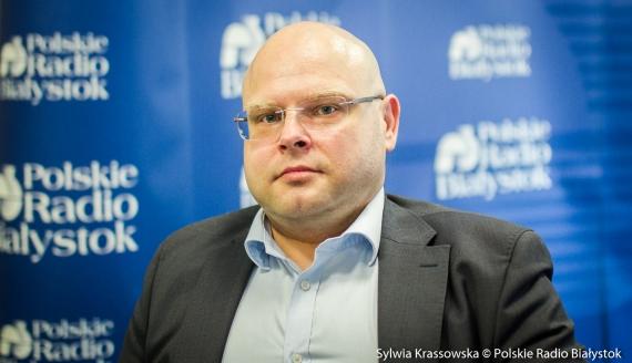 Marcin Doliasz, fot. Sylwia Krassowska