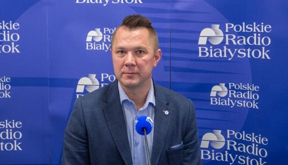 Tomasz Musiuk, fot. Laura Maksimowicz