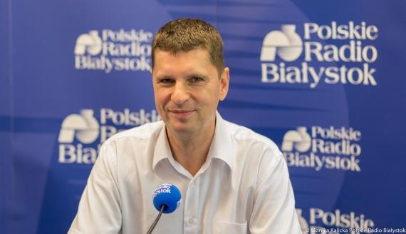 Dariusz Piontkowski, fot. Monika Kalicka