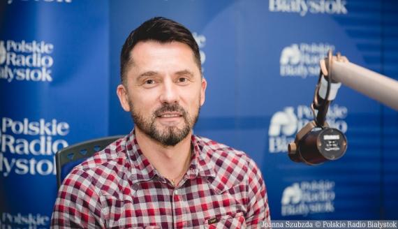 Robert Ćwikowski, fot. Joanna Szubzda