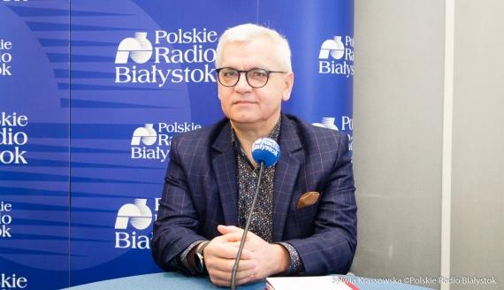 prof. Henryk Wnorowski, fot. Sylwia Krassowska