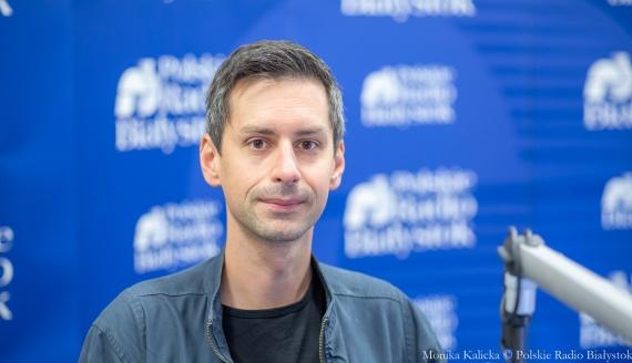 Maciej Białous, fot. Monika Kalicka