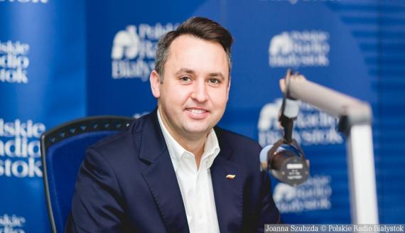 Przemysław Tuchliński, fot. Joanna Szubzda
