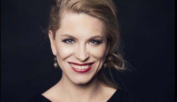 Katarzyna Bonda, fot. Anna Powierża