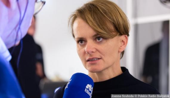 Jadwiga Emilewicz, fot. Joanna Szubzda