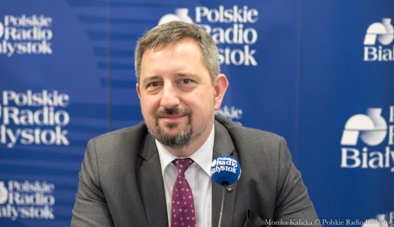 Radosław Dobrowolski, fot. Monika Kalicka
