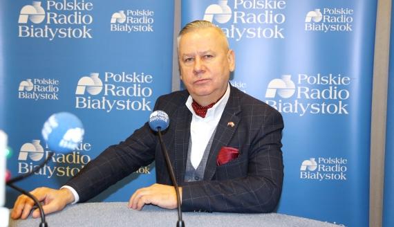 Wojciech Strzałkowski, fot. Robert Bońkowski