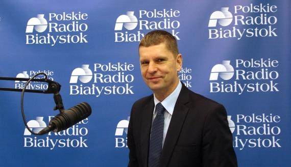 Dariusz Piontkowski, fot. Barbara Sokolińska