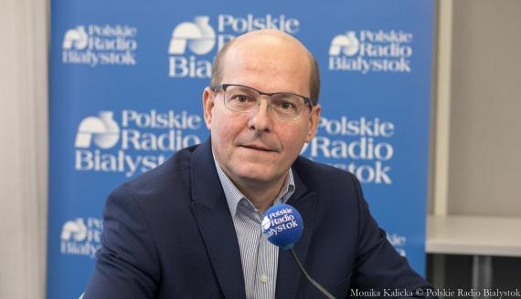Marek Karp, fot. Monika Kalicka