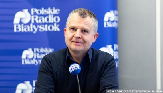 Krzysztof Matys, fot. Joanna Szubzda