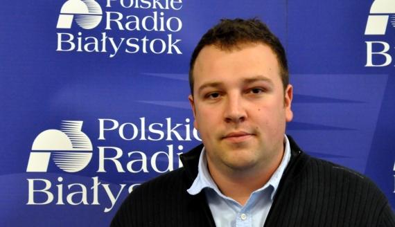 Mariusz Nahajewski, fot. PRB