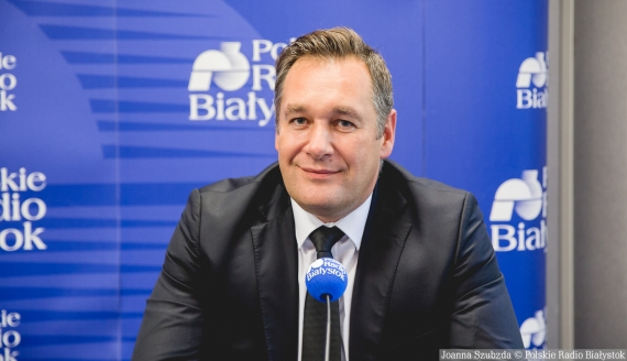Piotr Rećko, fot. Joanna Szubzda