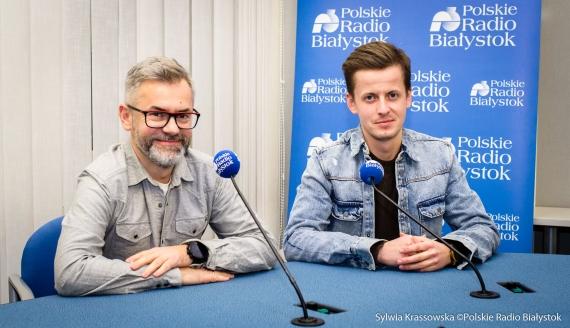 Grzegorz Kuczyński i Jan Roguz, fot. Sylwia Krassowska