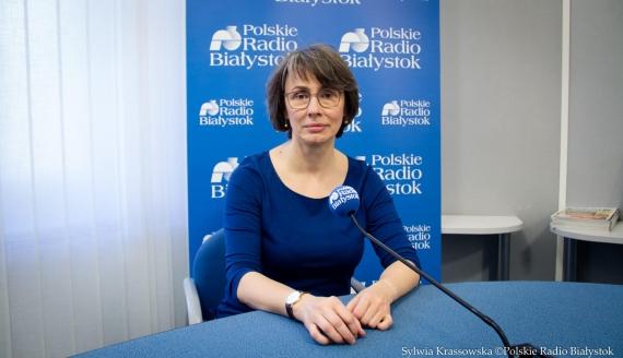 Agnieszka Romaszewska-Guzy, fot. Sylwia Krassowska