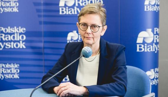 prof. Joanna Zajkowska, fot. Monika Kalicka