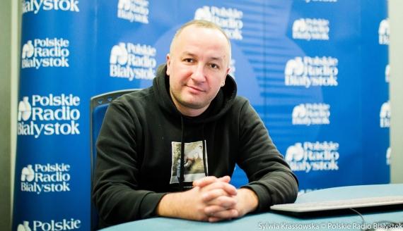 "Michał Ciruk ""Cira"", fot. Sylwia Krassowska"