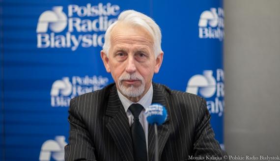 Witold Roszkowski, fot. Monika Kalicka