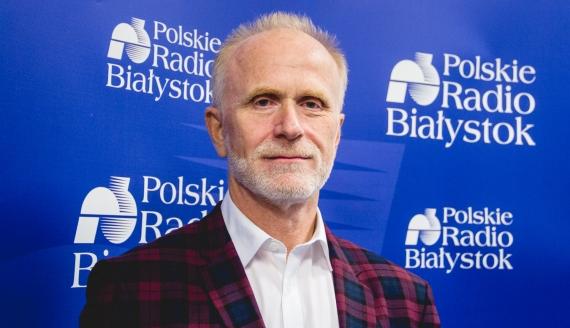 prof. Piotr Radziwon, fot. Marcin Mazewski