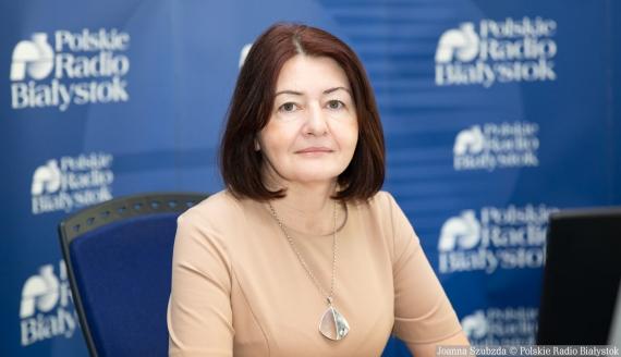 prof. Anna Wasilewska, fot. Joanna Szubzda