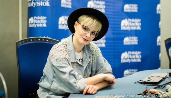 Julianna Urszula Olańska (YUOS), fot. Sylwia Krassowska
