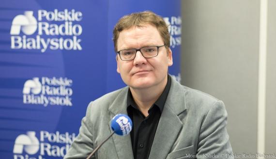 Karol Łapiński, fot. Monika Kalicka