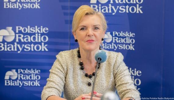 prof. Lucyna Ostrowska, fot. Monika Kalicka