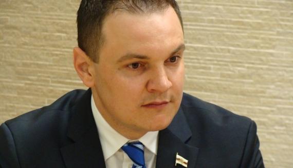 Aleś Zarembiuk, fot. Jarosław Iwaniuk