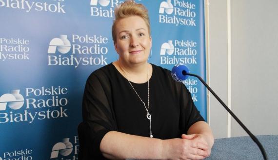 Katarzyna Dąbrowska, fot. Marcin Gliński