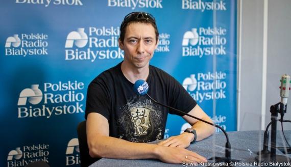 Marcin Kolemba, fot. Sylwia Krassowska