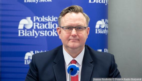 Maciej Olesiński, fot. Joanna Szubzda
