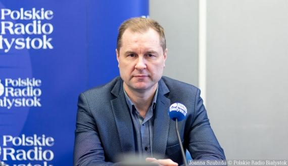 Mirosław Michalczuk, fot. Joanna Szubzda