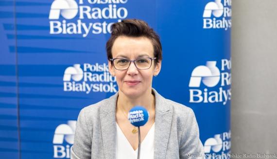 Agnieszka Maliszewska, fot. Monika Kalicka